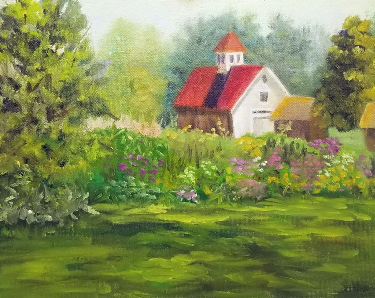 Musterfield by Sharon Allen