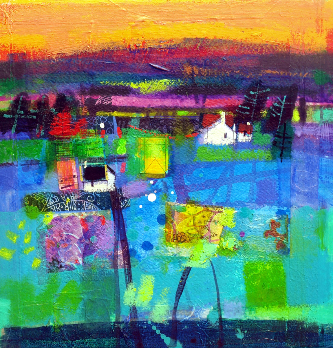 Mearns gloaming 2 by francis boag