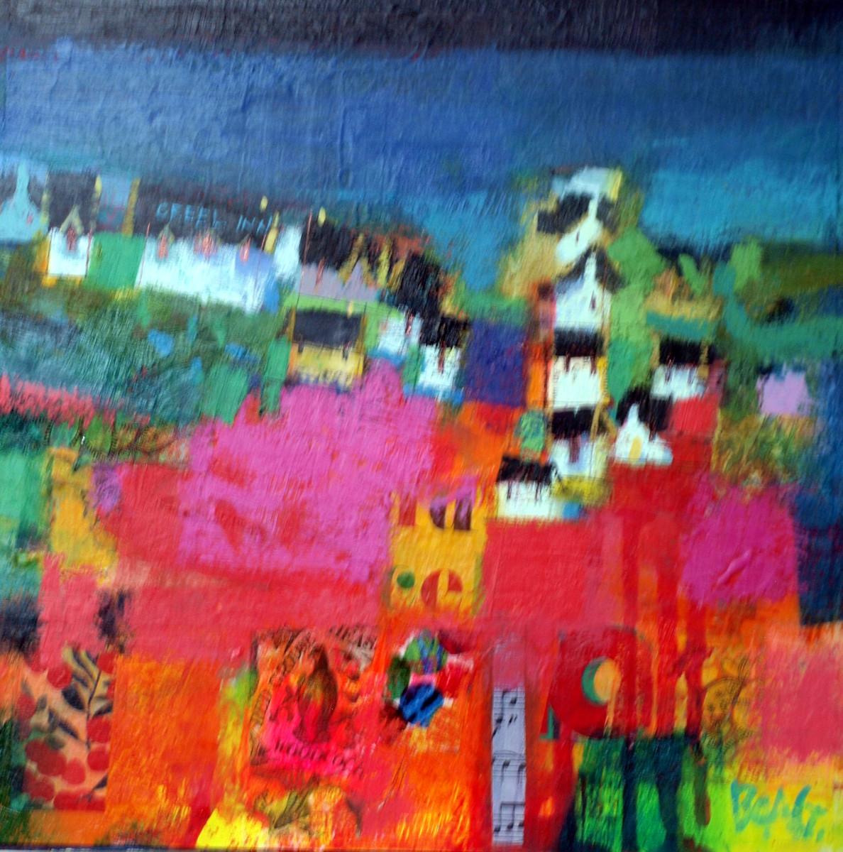 Creel Inn Catterline by francis boag
