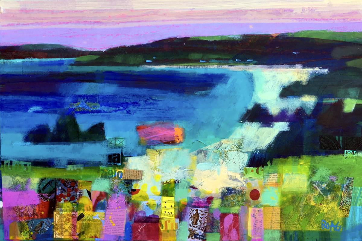 Luskentyre Beach Harris by francis boag