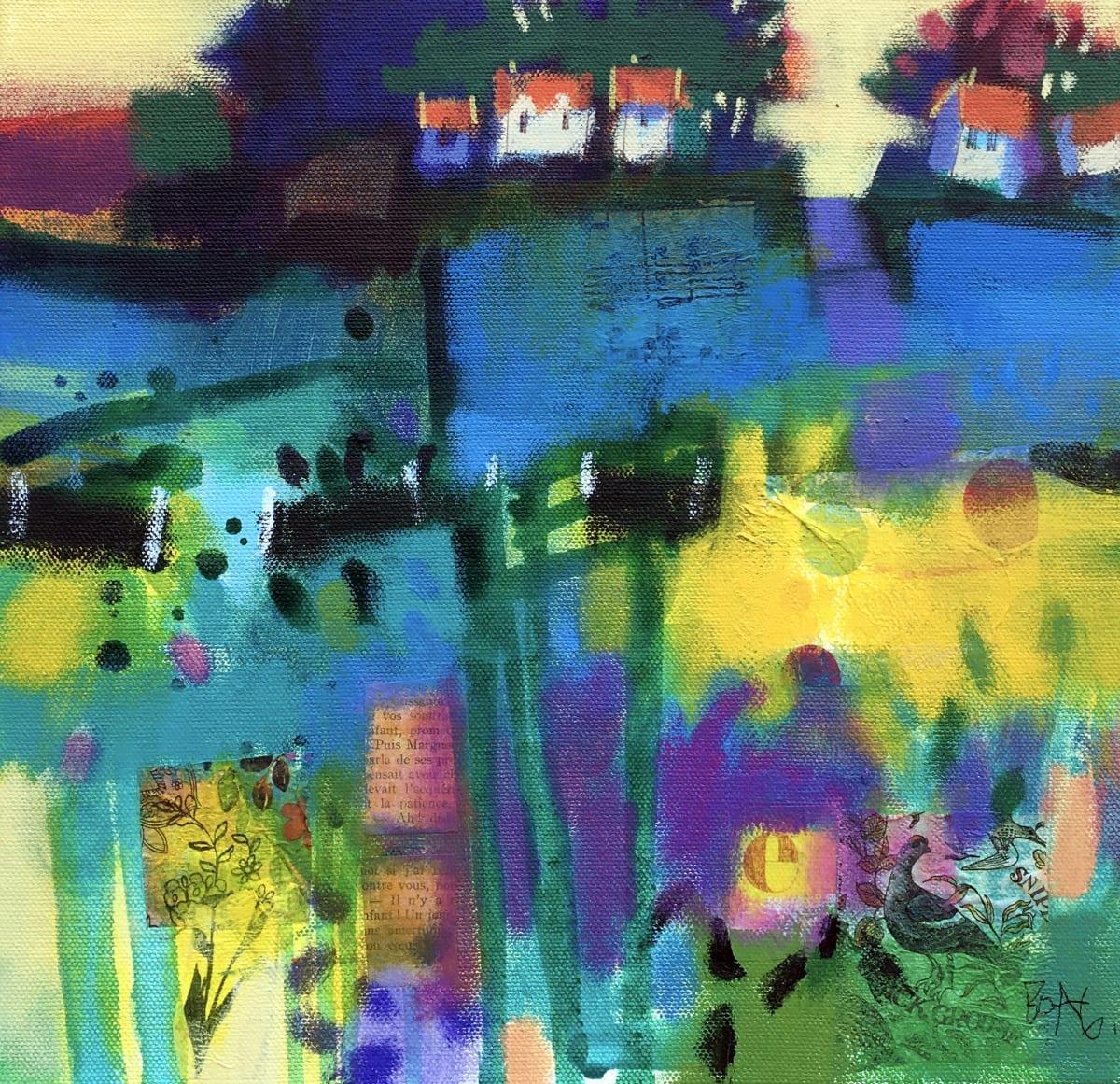 Windyedge Blues by francis boag