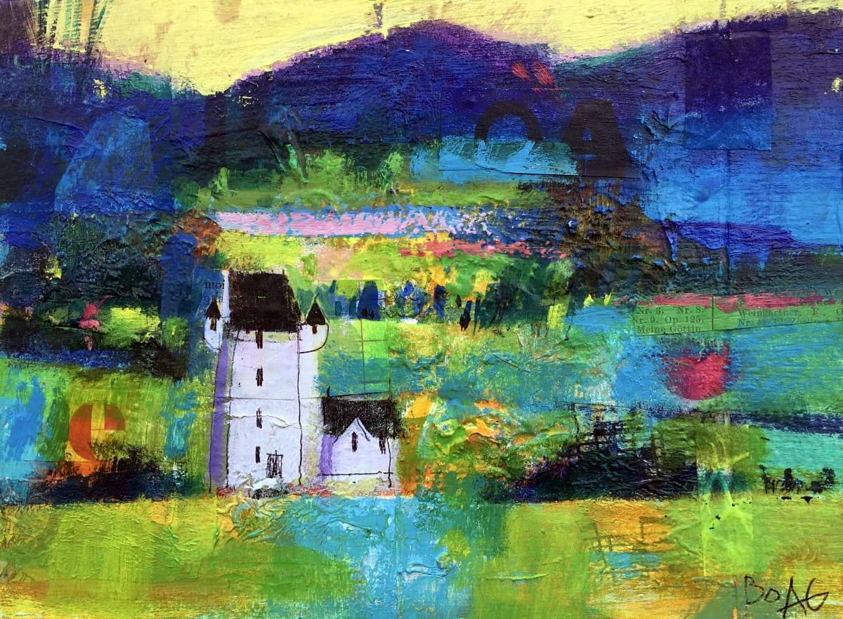 Forter Castle, Glen Isla