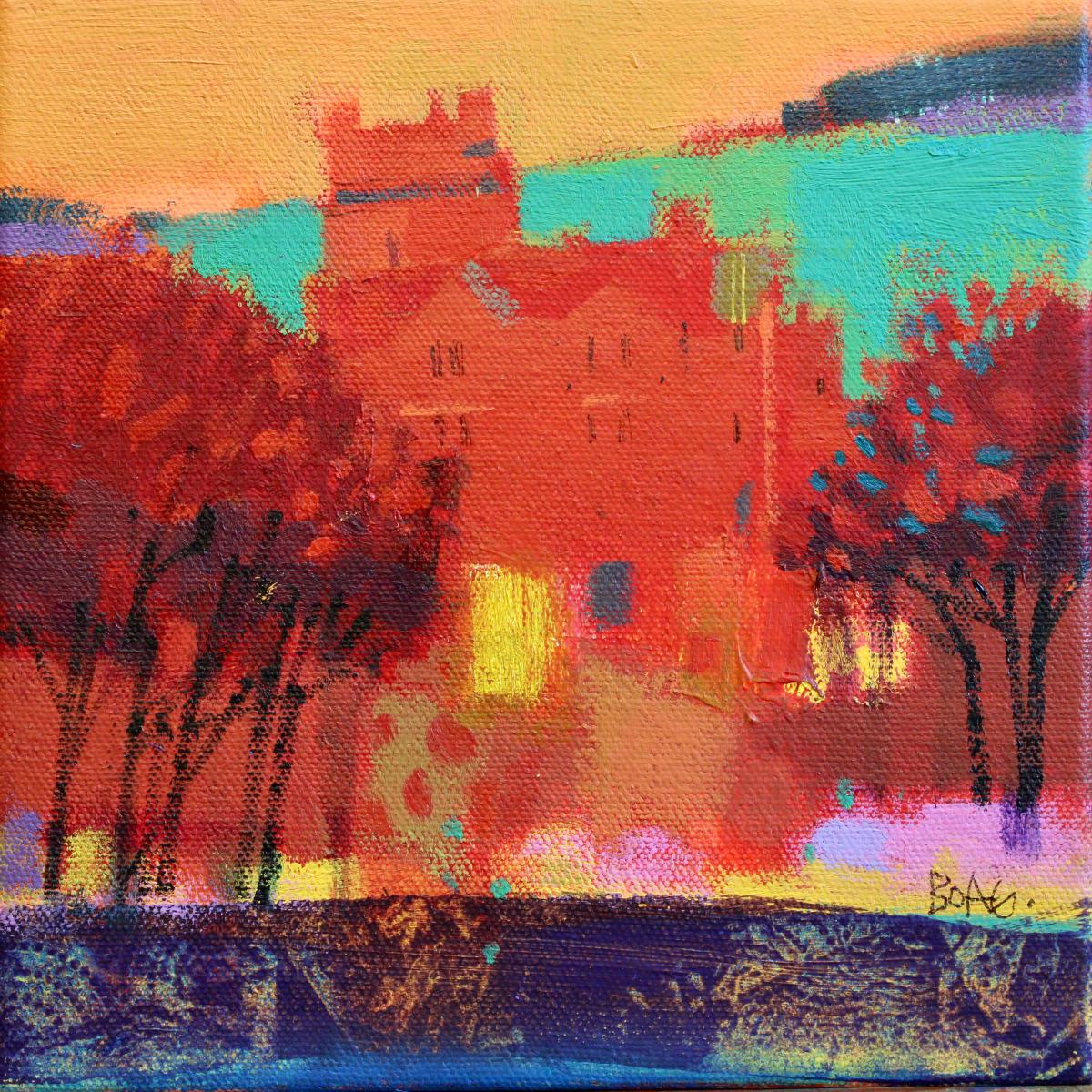 Ury House, Autumn by francis boag