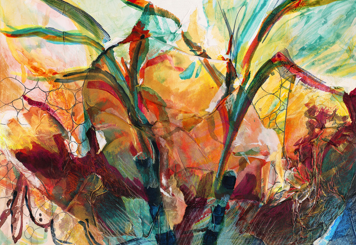 Bamboo (Limited Edition) by Joanne Probyn