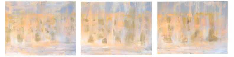 Brownstones by Joanne Probyn