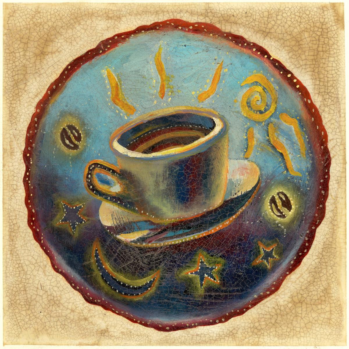 Coffee (Open Edition) by Joanne Probyn