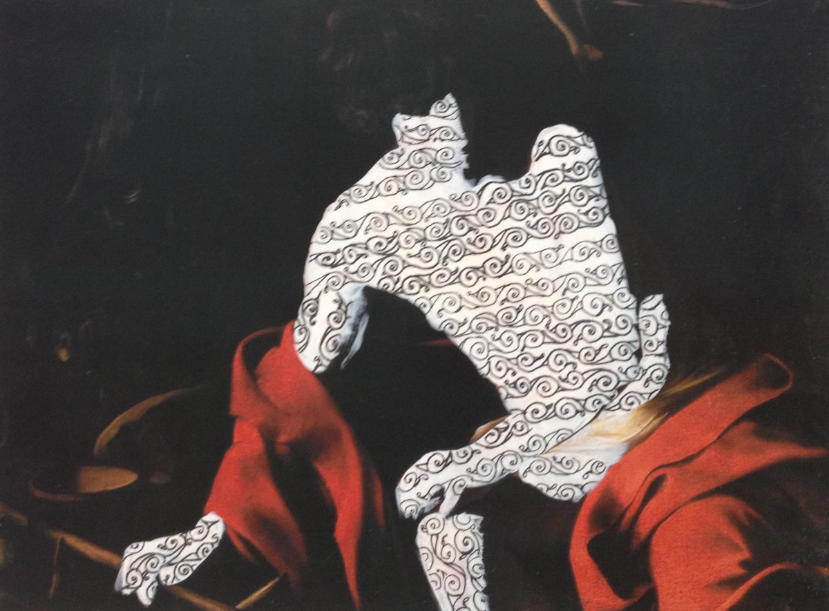 On Caravaggio's St John the Baptist