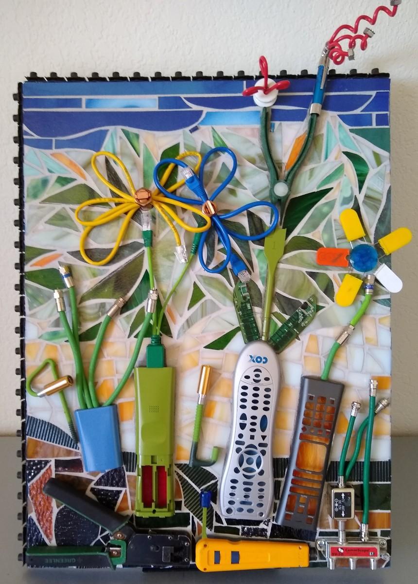 A Flowering Future by Andrea L Edmundson