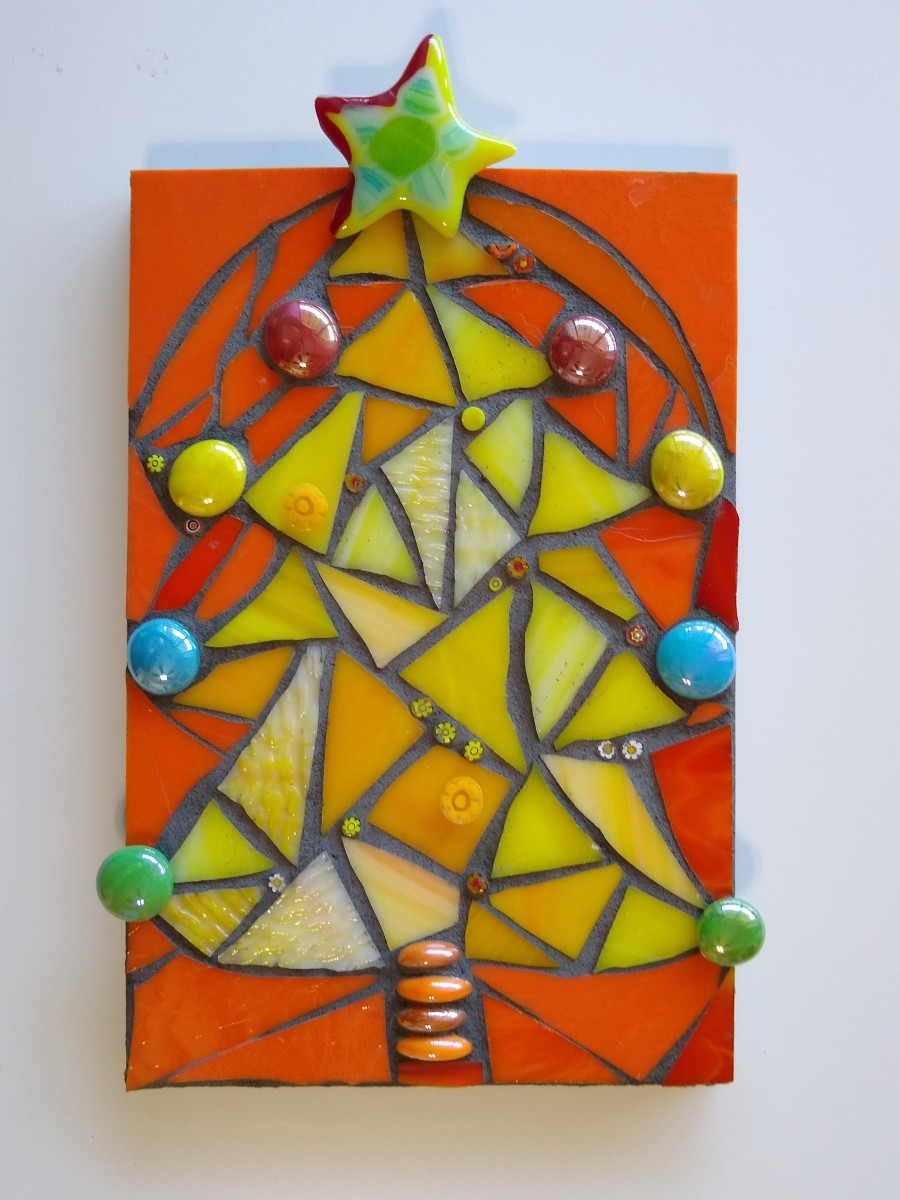 Feliz Naranja by Andrea L Edmundson