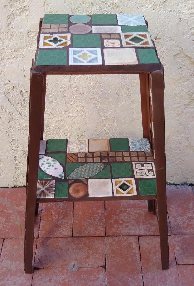 Vintage Zen (garden table)