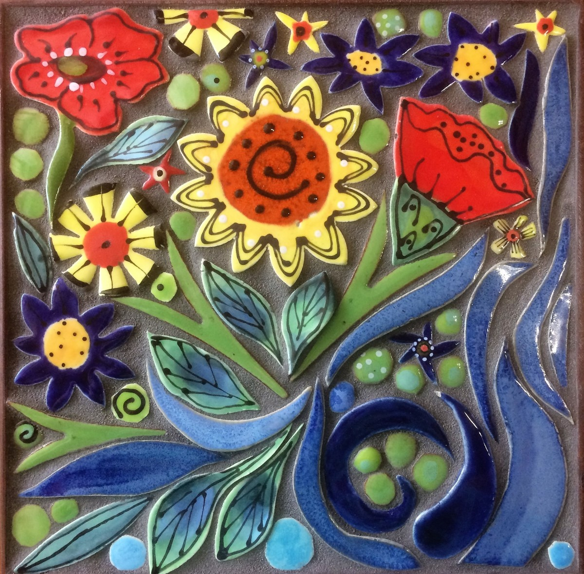 May Flowers by Andrea L Edmundson