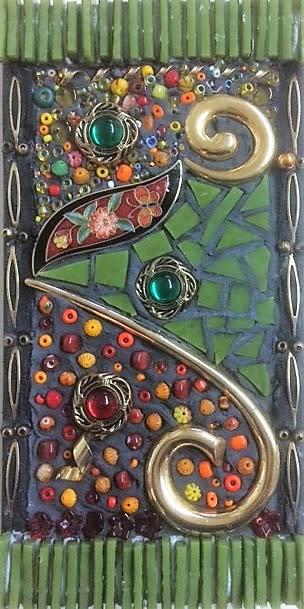 Whimsical Tapestry by Andrea L Edmundson
