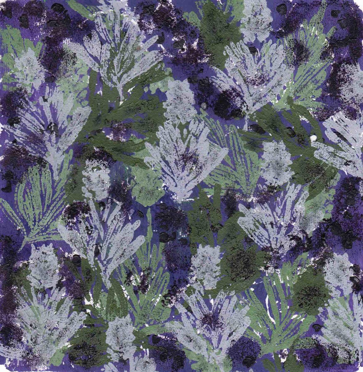 Floral Field 2 by Jacky Lowry