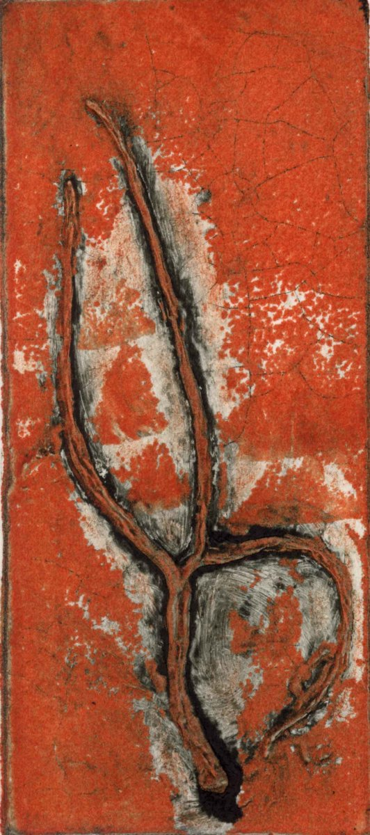 Palm Fruiting Stalk 17, 4/4 by Jacky Lowry