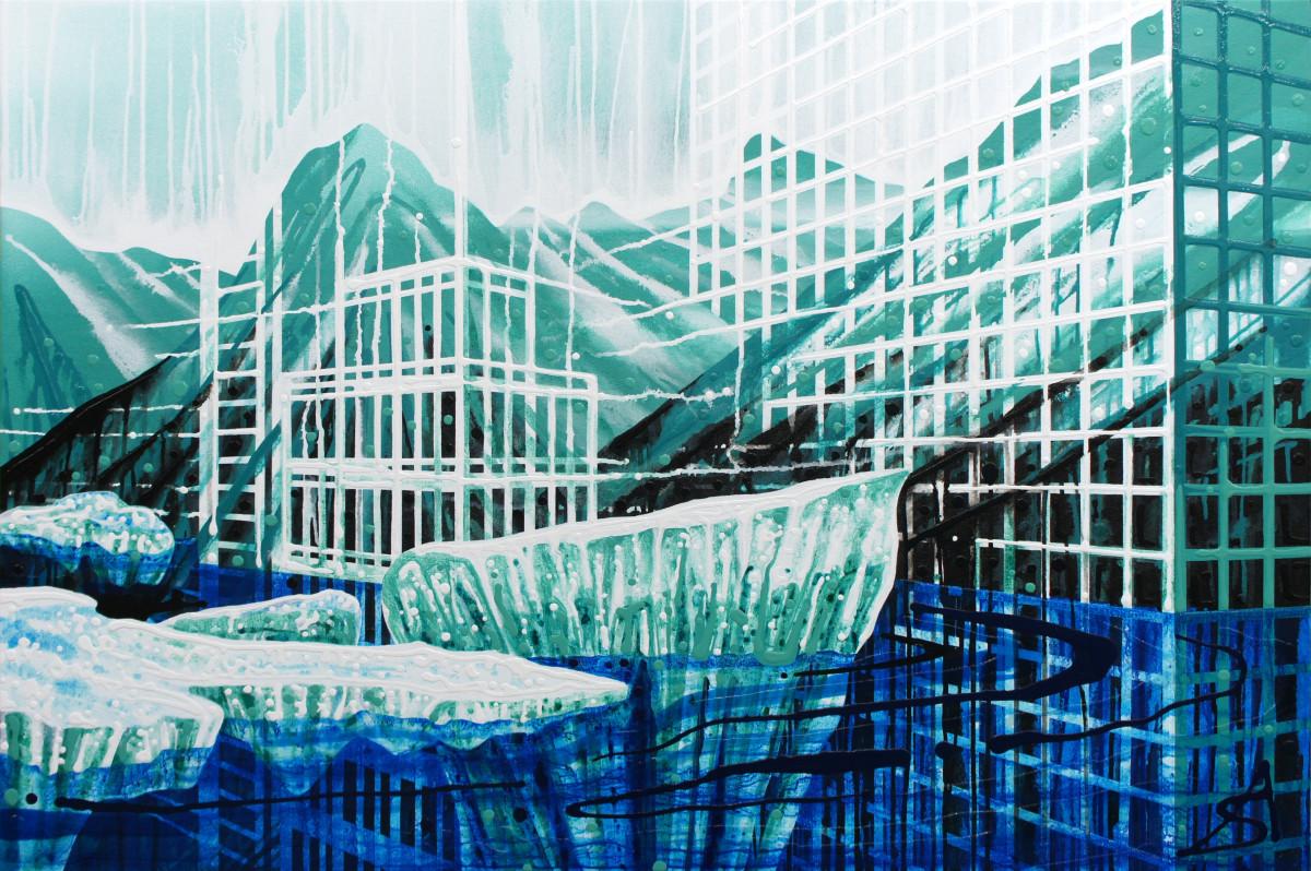 Balancing Act (Iqaluit + Toronto + Alberta) by Amy Shackleton