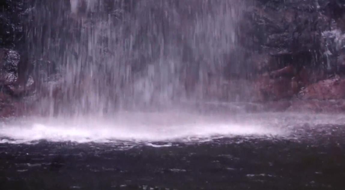 Waterfall Monitor 2 & 3 by Alan Powell