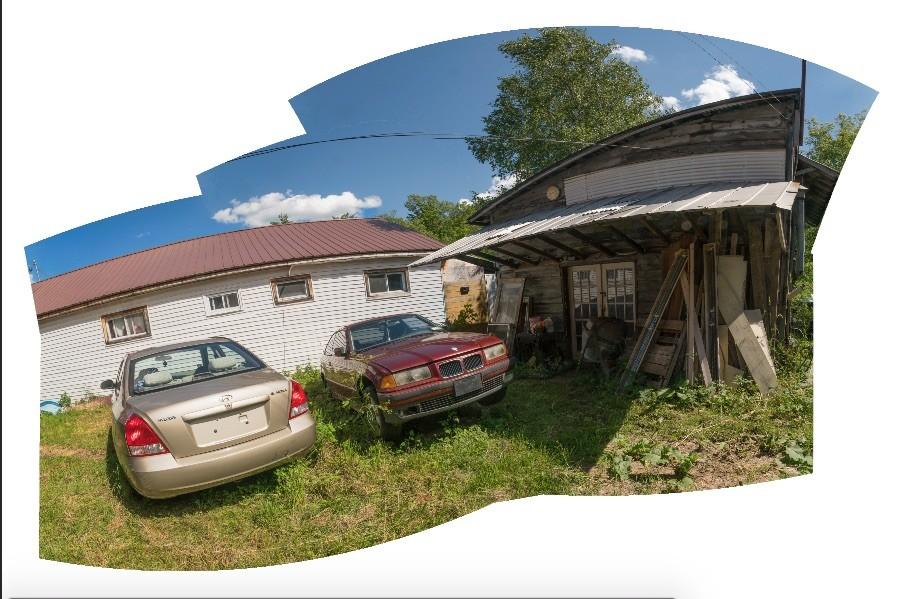 Bud's Backyard by Alan Powell