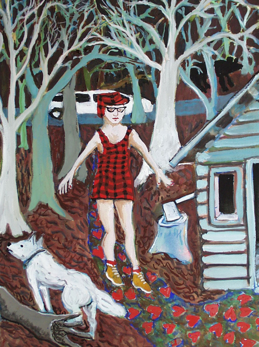 Catskill Steve by Alan Powell