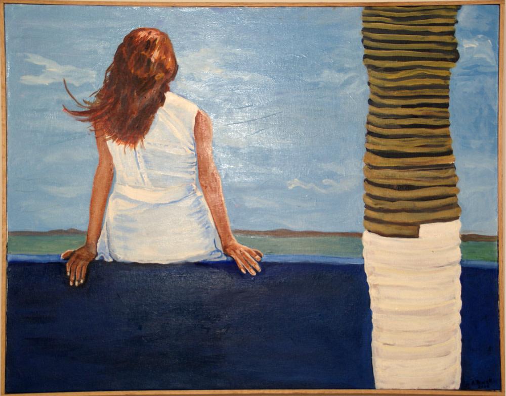 Evelynda at Putam Sam by Alan Powell