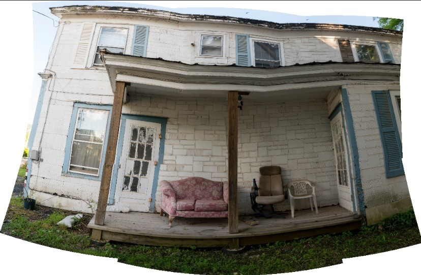 Porchcouch by Alan Powell