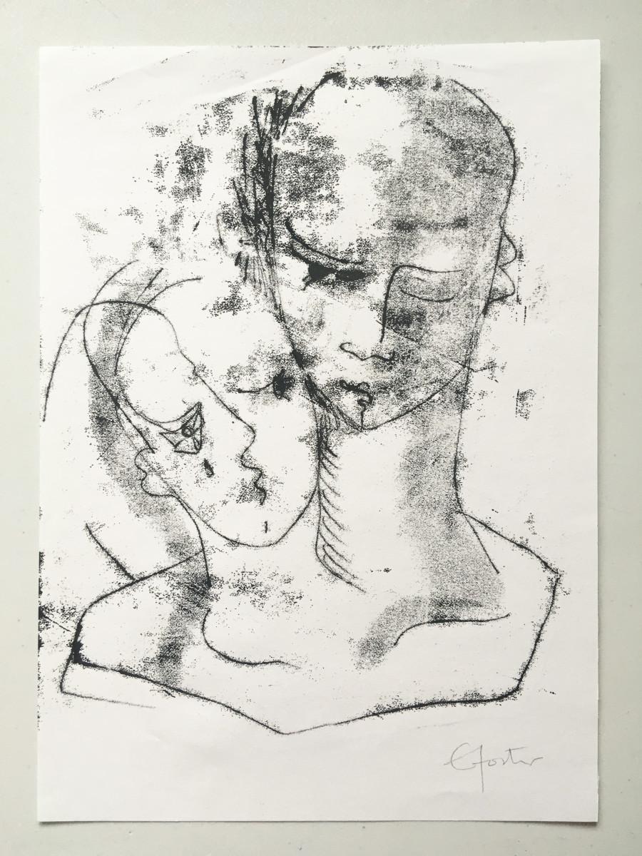 Untitled (head series 4)