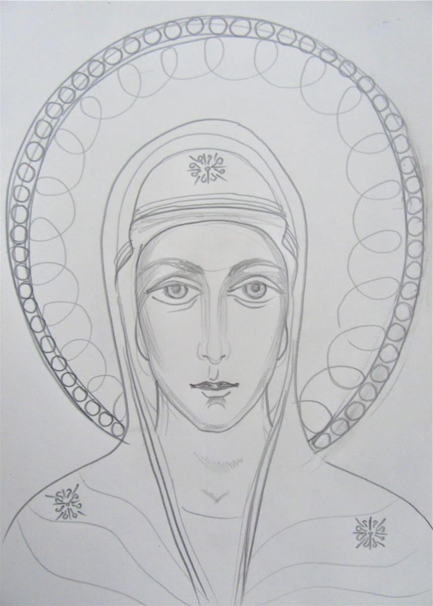 Maria by Gallina Todorova