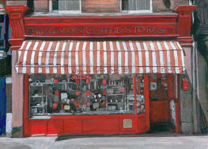 Algerian_Coffee_Stores_Soho by Michelle Heron