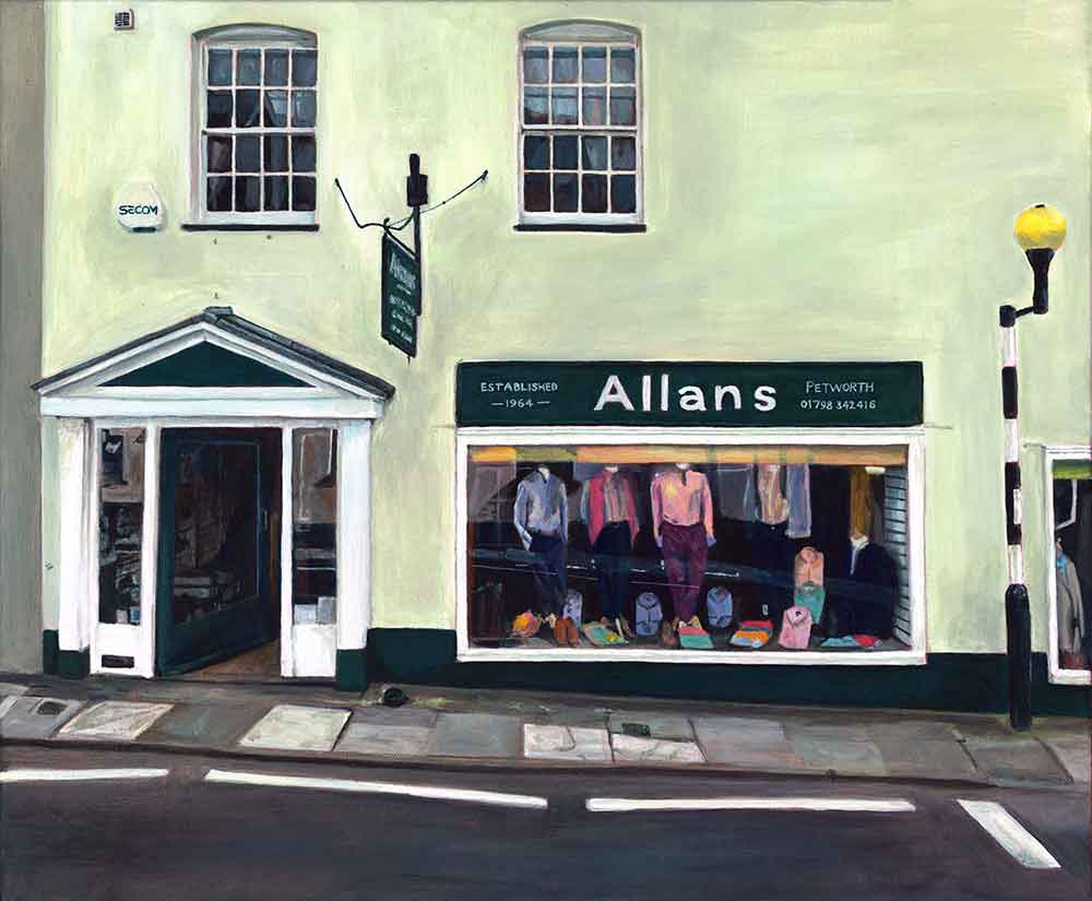 Allans of Petworth by Michelle Heron