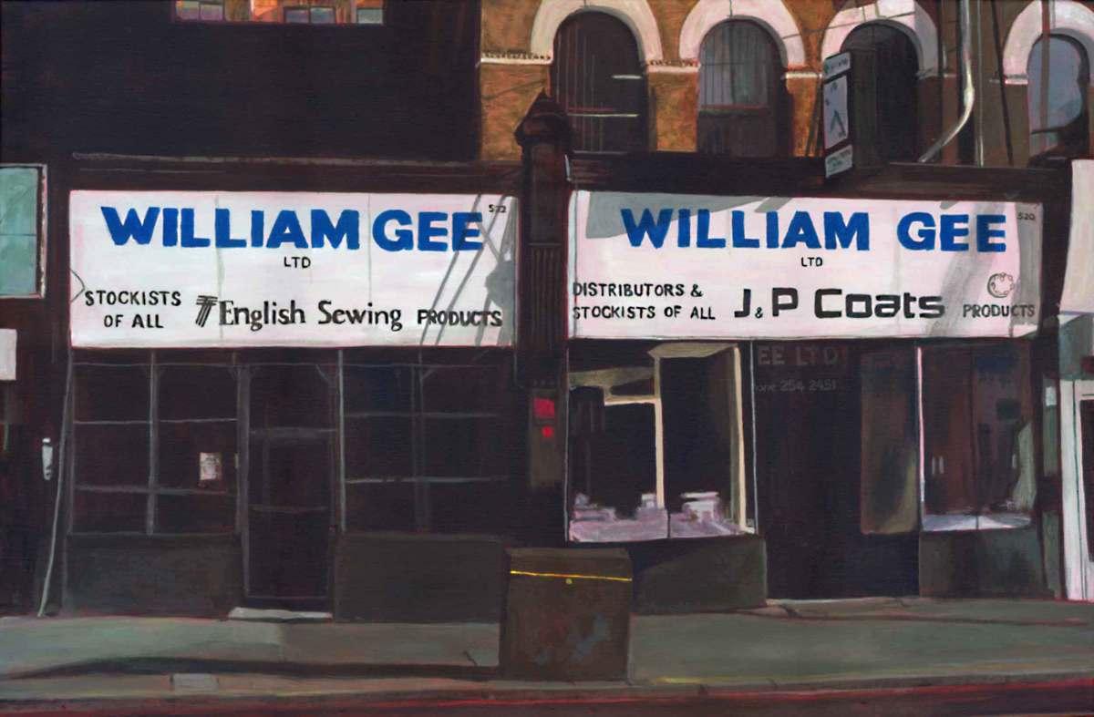 William Gee Ltd by Michelle Heron