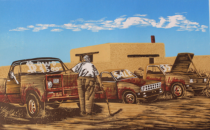 Clunkers by Tony Lazorko