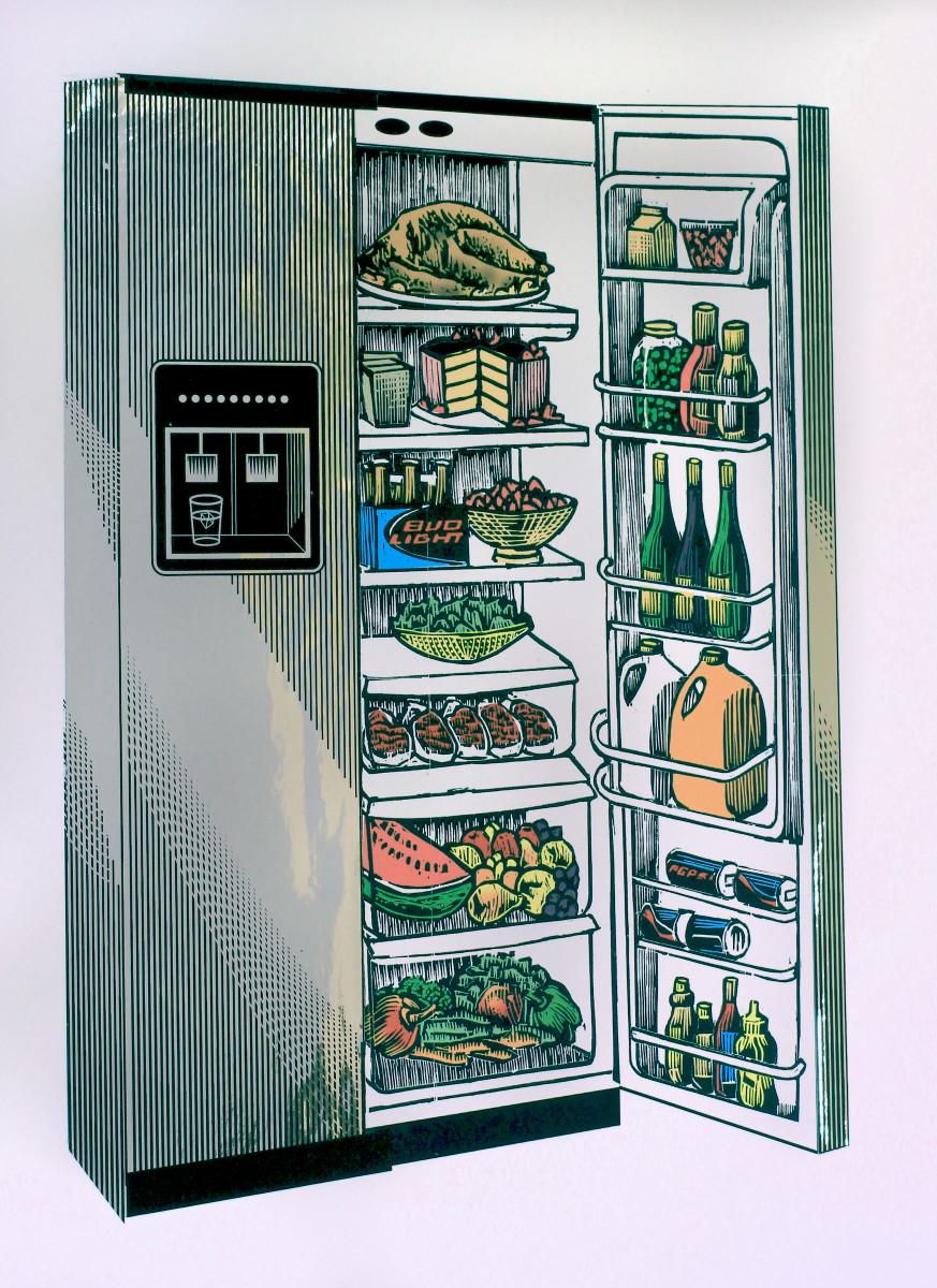 Let's Eat! by Tony Lazorko