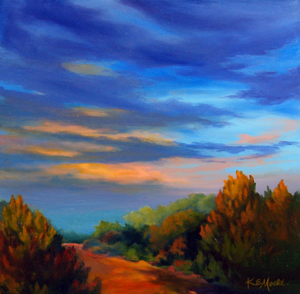 Morning Light by Kathleen Moore
