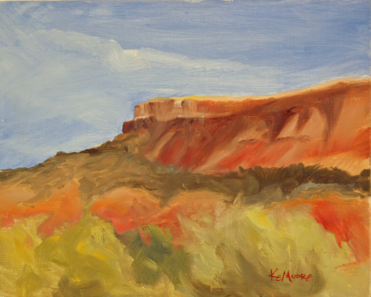 Palo Duro 2 by Kathleen Moore