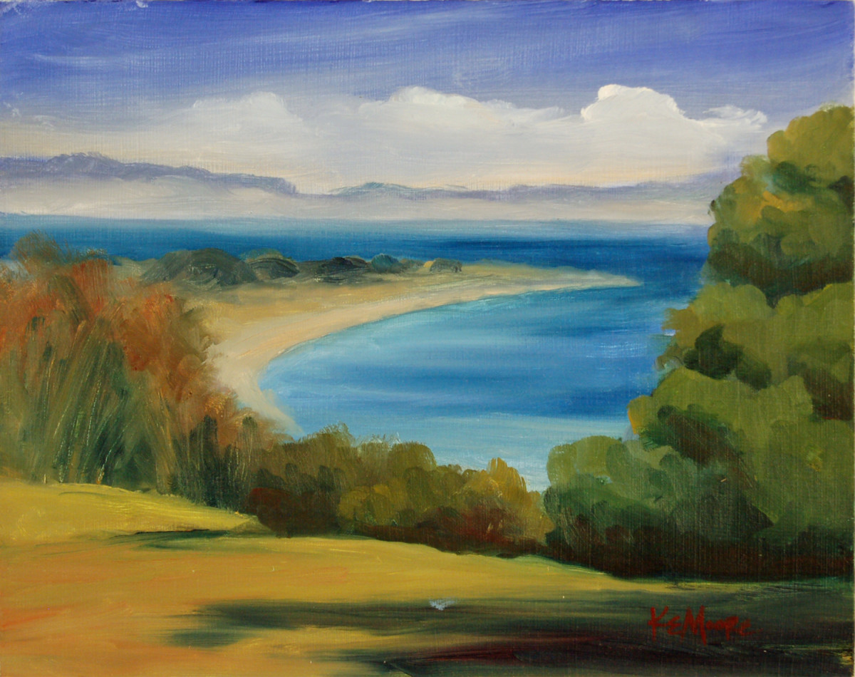 Point Wilson by Kathleen Moore