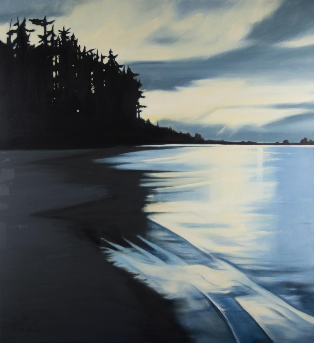 Samish Point by Lisa McShane