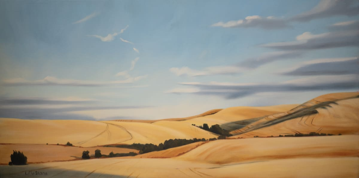 Palouse: Hollows in the Earth by Lisa McShane