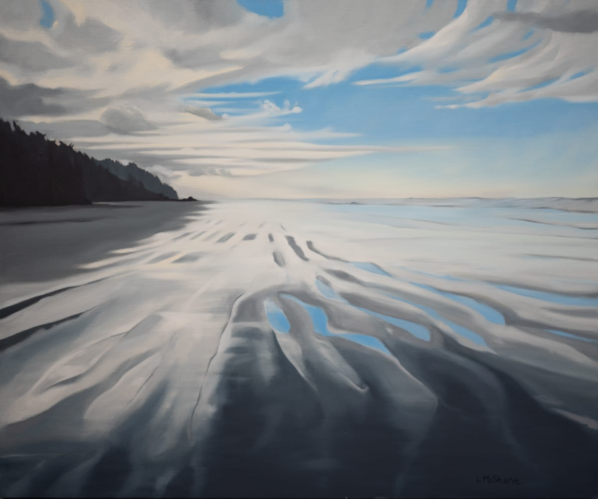 Quinault: Kalaloch 1 by Lisa McShane