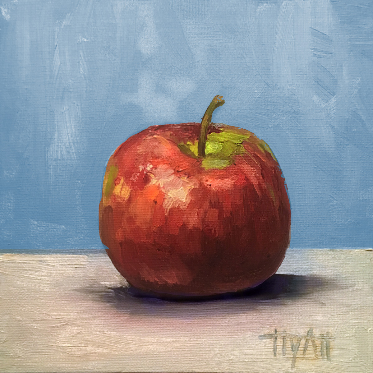 Grosse Pomme Juteuse