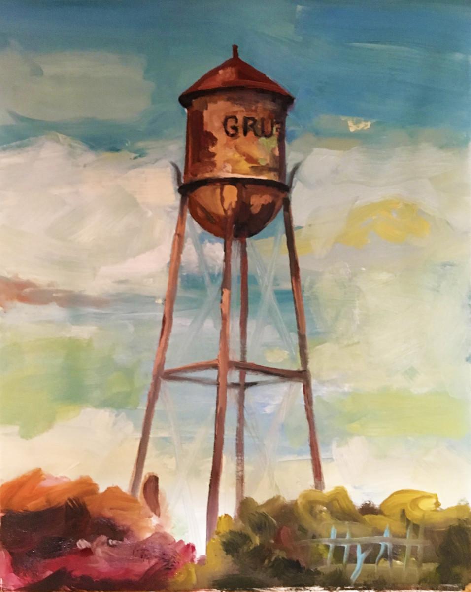Gruene Tower