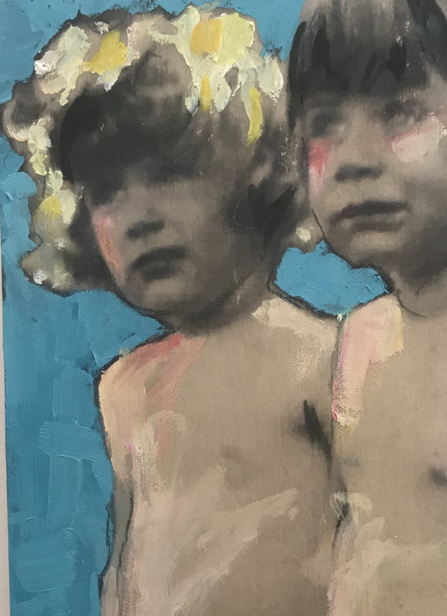 Near and Distant Shores: The Little Twins by Krista Machovina