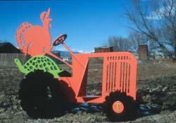 Alphabet Farm by Multiple