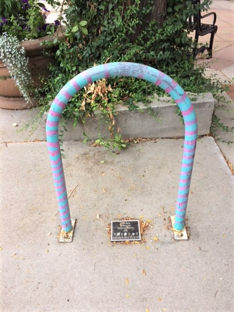 Bicycle Racks by Children of Longmont