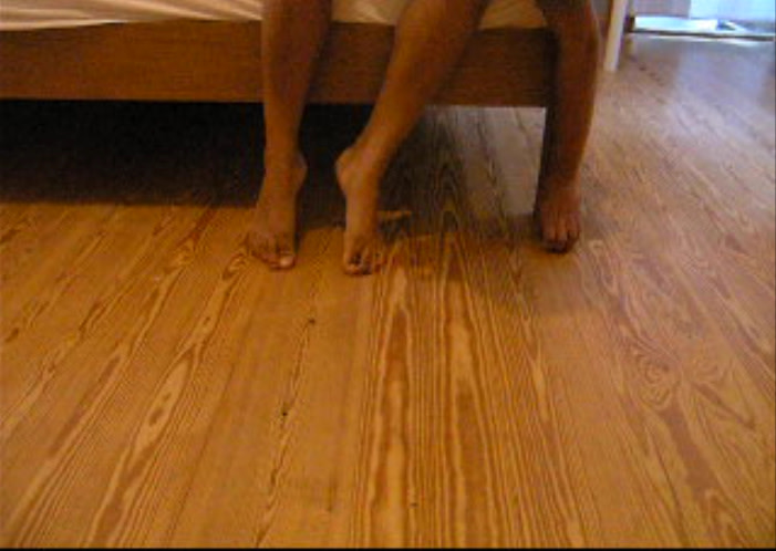 Fanon's bed  video still