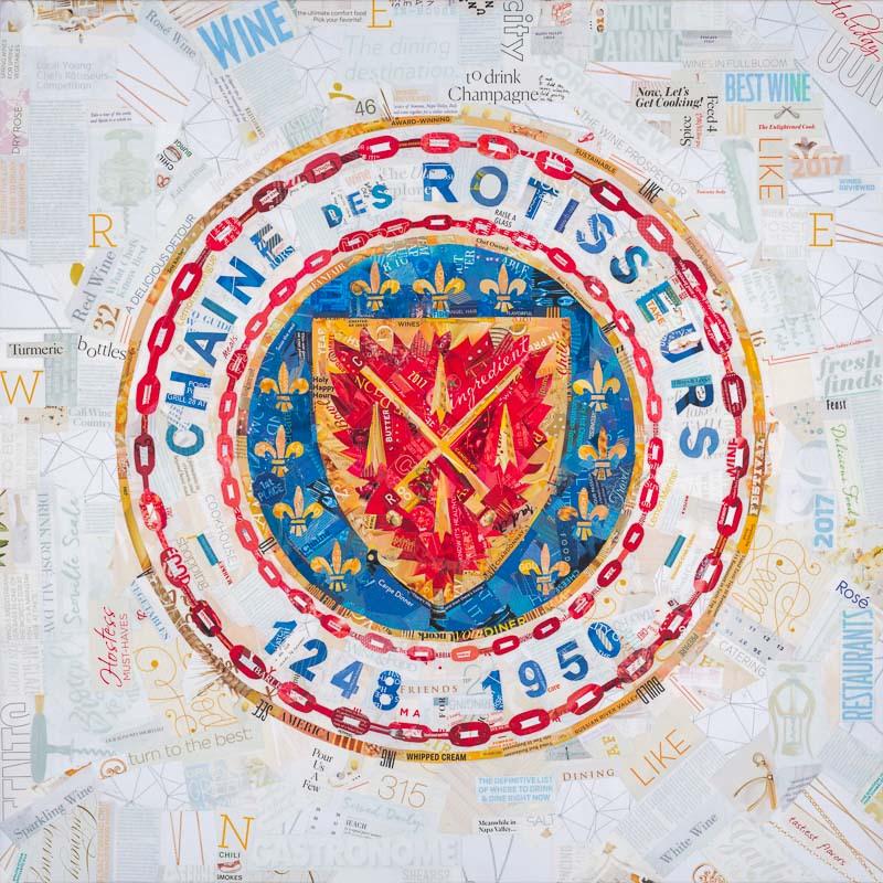 Chaine des Rotisseurs by Gina Torkos