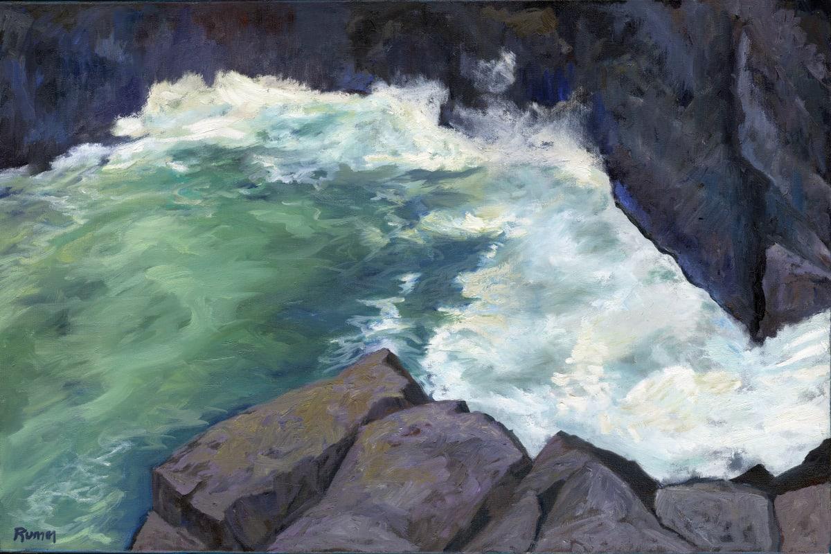 Cauldron (Evolution Creek) by Faith Rumm