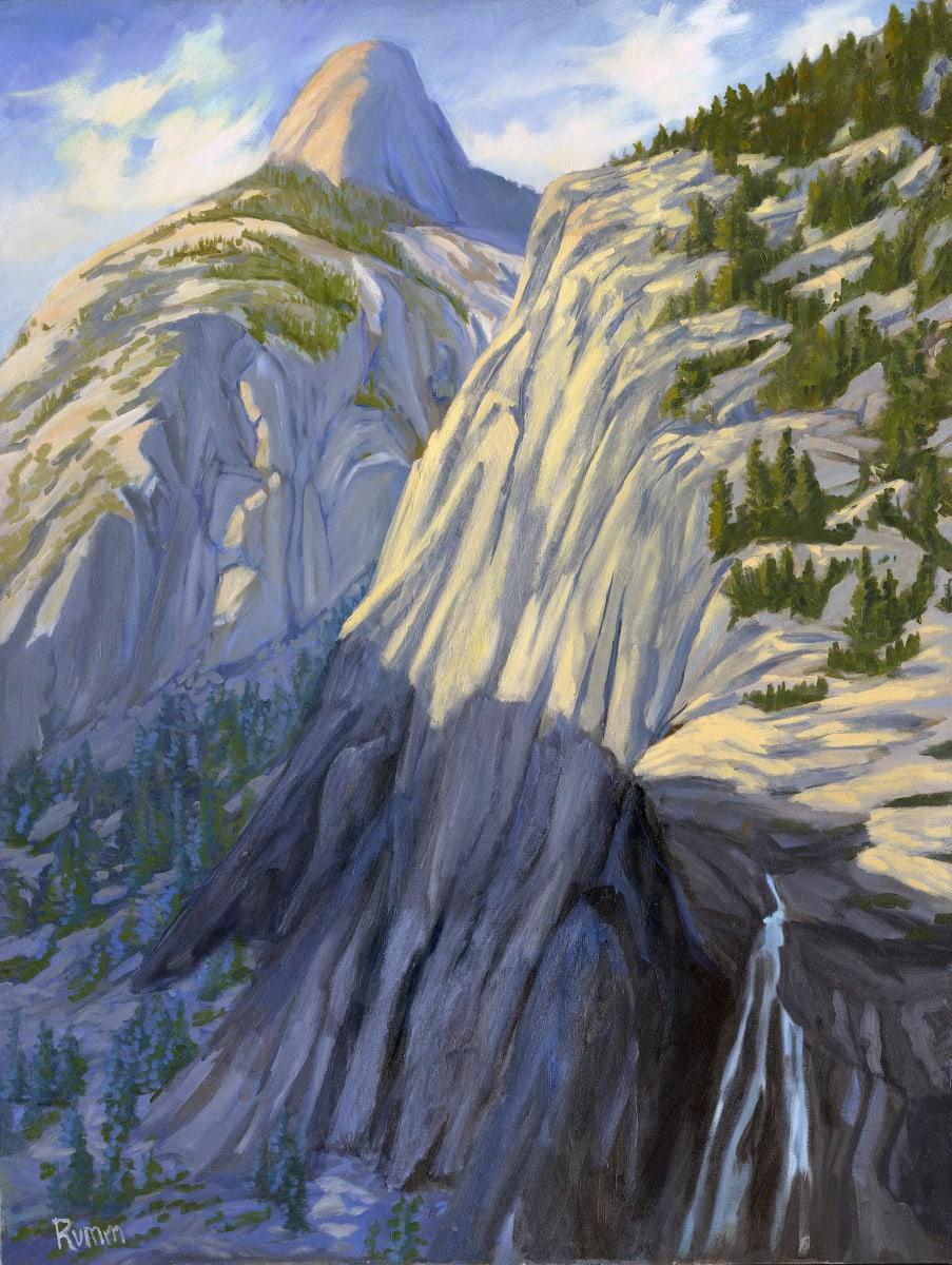 Illilouette Falls (Panorama Trail) by Faith Rumm