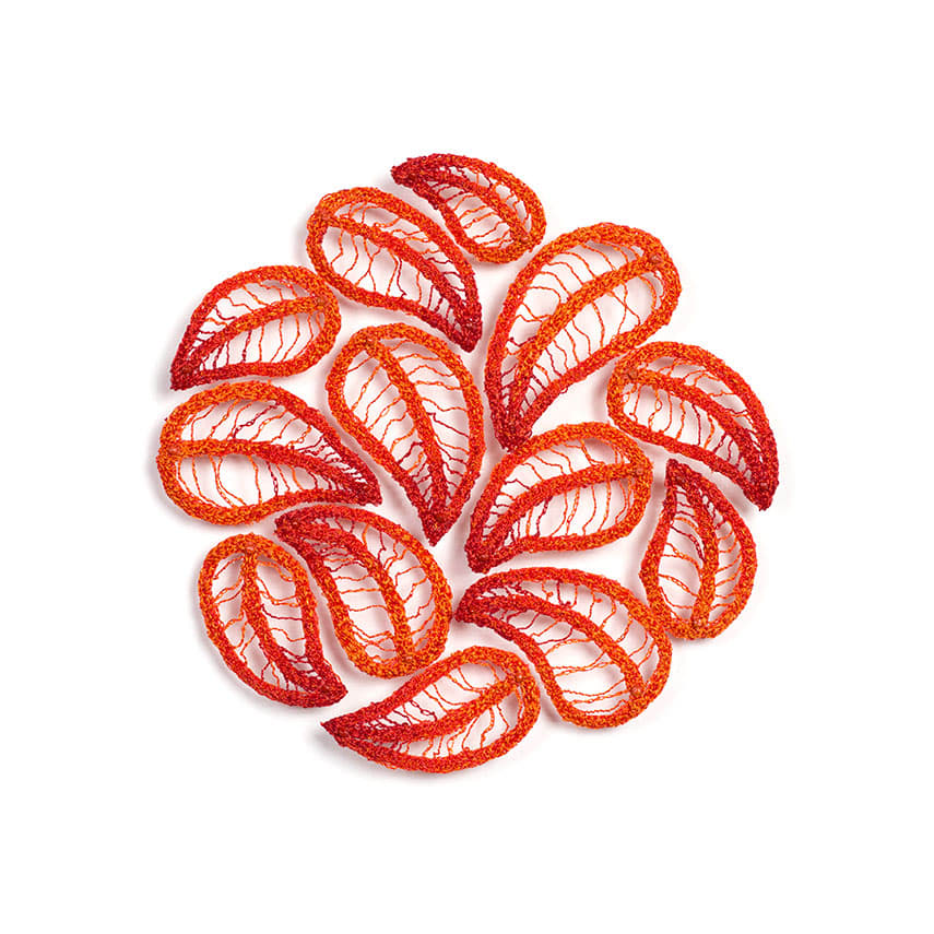 #94 Autumn Leaves by Meredith Woolnough