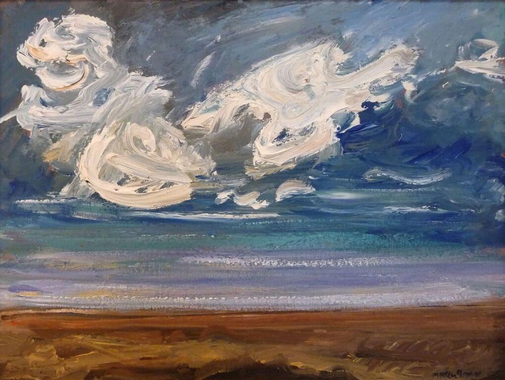 0861 - Interrupted Sky by Matt Petley-Jones