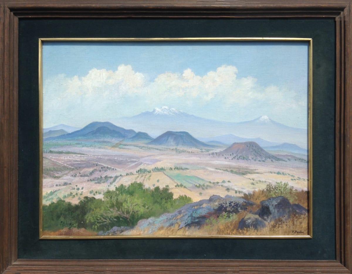 0995 - Vista Del Valle Desde El Cerro De La Estrella