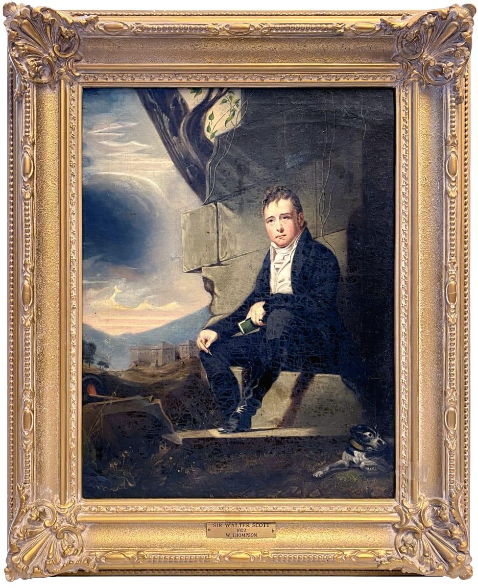 1104 - Sir Walter Scott 1802 by W Thompson